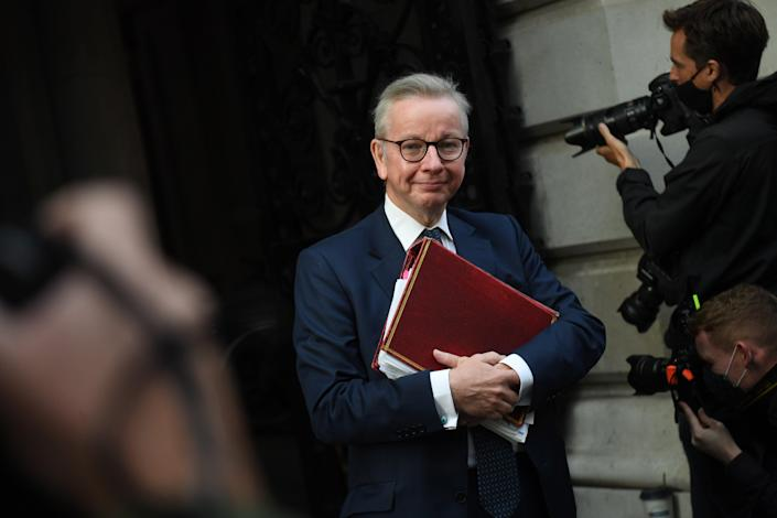Cabinet Office minister Michael Gove (EPA)