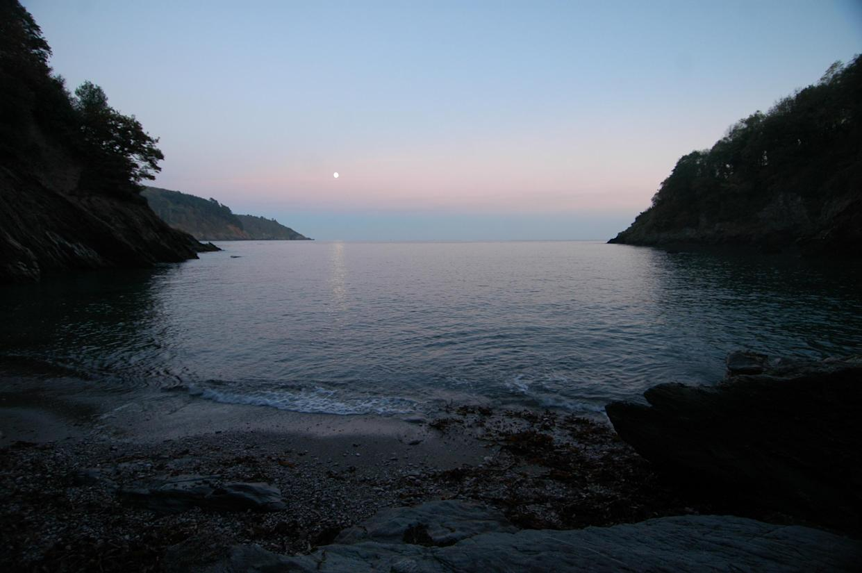 Find pretty views at Sugary Cove. (Getty Images)