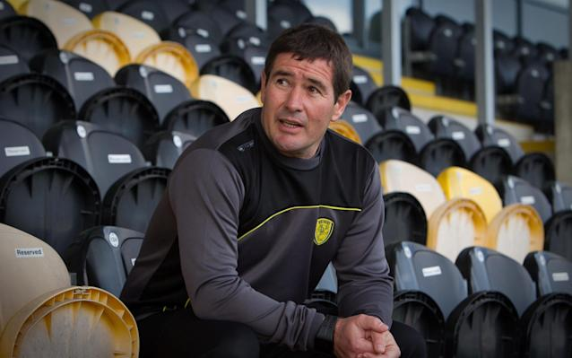 <span>Nigel Clough agreed that players need to be better looked after</span> <span>Credit: Dave evitts </span>