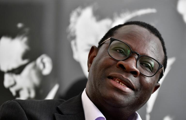 The office of Karamba Diaby, Germany's only black MP, was targeted in January