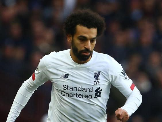 Salah is fit for Saturday's game (Getty Images)