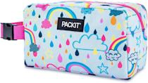 <p>The eye-catching print on the <span>PackIt Freezable Snack Box</span> ($17) puts us in a good mood!</p>