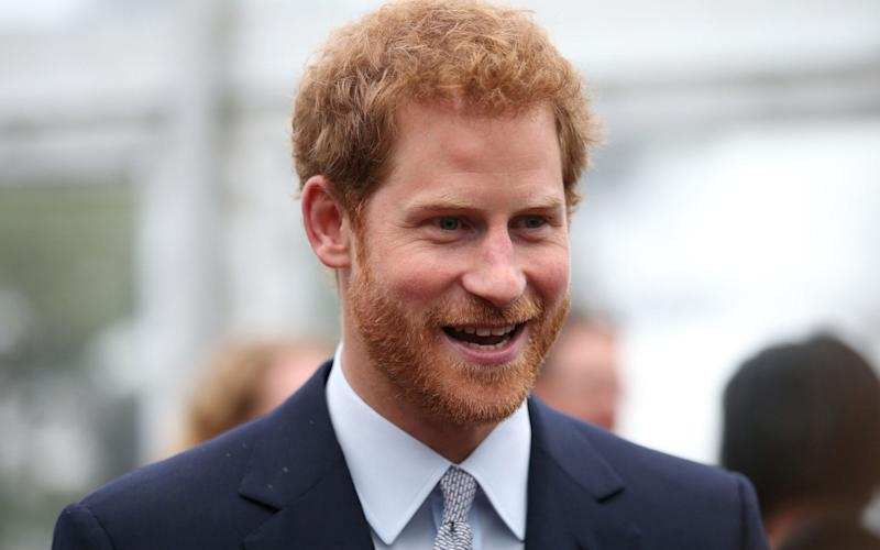 Prince Harry spoke about how he tried to keep his life normal