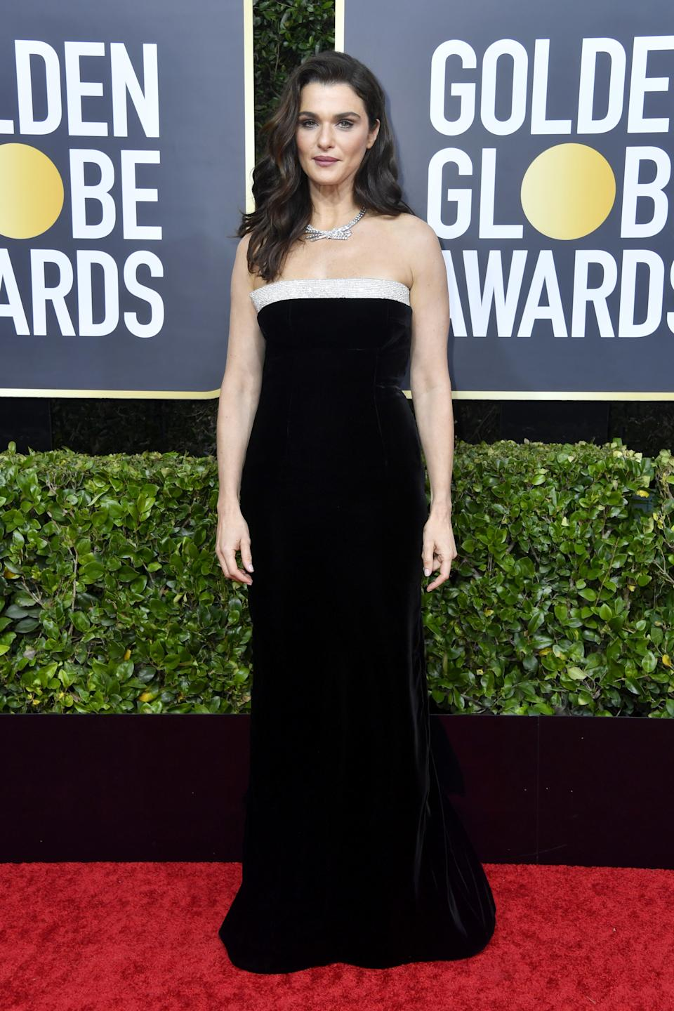 "<h1 class=""title"">Rachel Weisz in Tom Ford</h1><cite class=""credit"">Photo: Getty Images</cite>"
