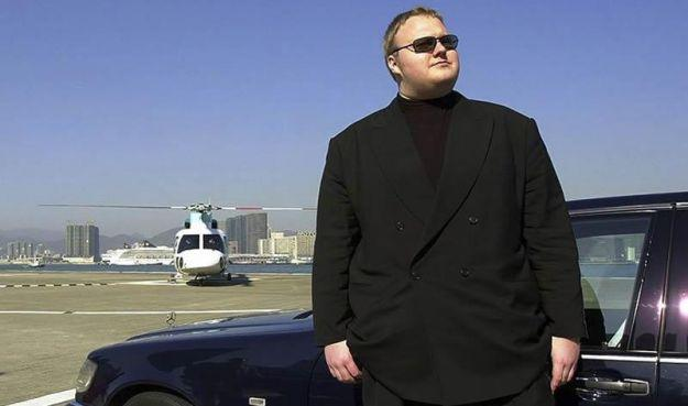 Dotcom wants $185,000 per month to live on, wife also being investigated