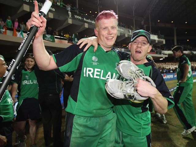Ireland recorded a famous victory over England in 2011 (Getty)