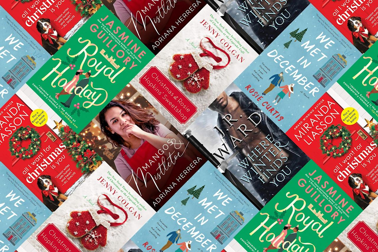 It's the most wonderful time of the year! The time where we curl up with a warm blanket, a cup of hot cocoa, and a good book — perhaps while Christmas songs play on the radio and we admire the twinkling lights of our tree. If you're looking for a holiday happily-ever-after, we've got 18 new titles just for you, whether you're looking for something heartwarming or toe-curling. Here are some book options to help escape from the madness of holiday planning or make for the perfect item to gift wrap.