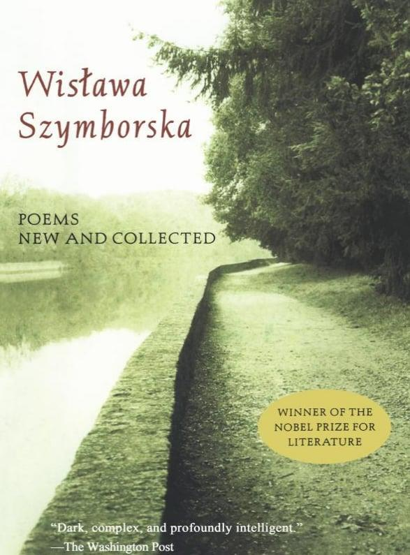 "<p><a href=""https://www.popsugar.com/buy?url=https%3A%2F%2Fwww.amazon.com%2FPoems-New-Collected-Wislawa-Szymborska%2Fdp%2F0156011468%2Fref%3Dmt_paperback%3F_encoding%3DUTF8%26me%3D&p_name=%3Cb%3EPoems%20New%20and%20Collected%3C%2Fb%3E%20by%20Wislawa%20Szymborska&retailer=amazon.com&evar1=tres%3Auk&evar9=43250262&evar98=https%3A%2F%2Fwww.popsugar.com%2Flove%2Fphoto-gallery%2F43250262%2Fimage%2F43278327%2FPoems-New-Collected-Wislawa-Szymborska&list1=books%2Cwomen%2Creading%2Cinternational%20womens%20day%2Cwomens%20history%20month&prop13=api&pdata=1"" class=""link rapid-noclick-resp"" rel=""nofollow noopener"" target=""_blank"" data-ylk=""slk:Poems New and Collected by Wislawa Szymborska""><b>Poems New and Collected</b> by Wislawa Szymborska</a></p>"