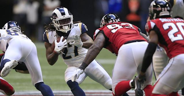 How do the Rams solidify the RB position if it comes to a post-Todd Gurley world?