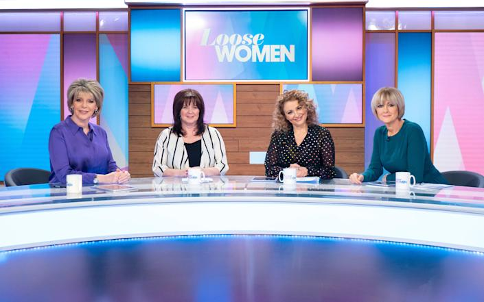 Loose Women is up for Live Magazine Show. (ITV)