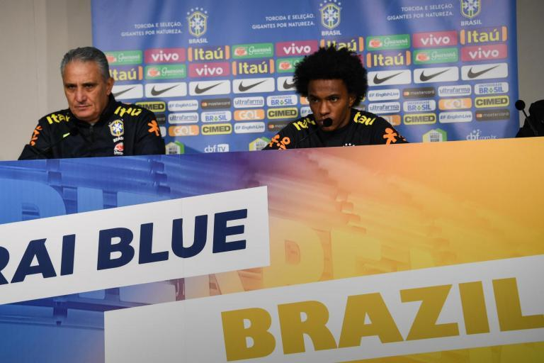 Chelsea's Willian named in Brazil World Cup squad as head coach Tite makes early announcement