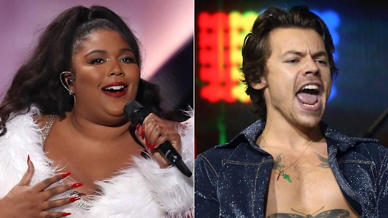 Lizzo Has the Best Response to Harry Styles' Cover of 'Juice'