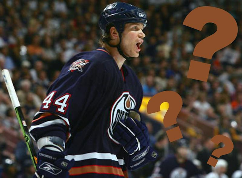What if … the Oilers never traded for Chris Pronger  (NHL Alternate History) afc82569b