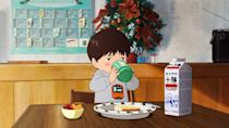 """<p><strong>Netflix's Description:</strong> """"Unhappy after his new baby sister displaces him, four-year-old Kun begins meeting people and pets from his family's history in their unique house.""""</p> <p><a href=""""https://www.netflix.com/title/81004268"""" class=""""link rapid-noclick-resp"""" rel=""""nofollow noopener"""" target=""""_blank"""" data-ylk=""""slk:Stream Mirai on Netflix!"""">Stream <strong>Mirai</strong> on Netflix!</a></p>"""