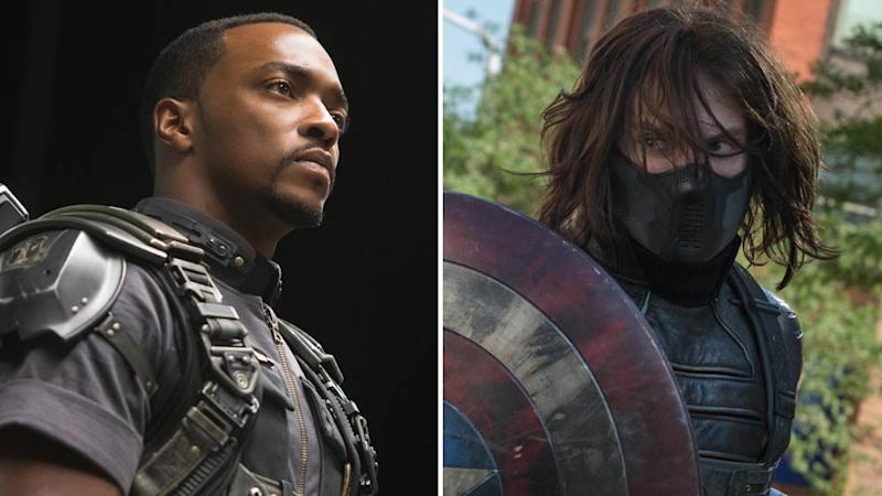 FALCON AND WINTER SOLDIER Halts Production Due To Earthquakes