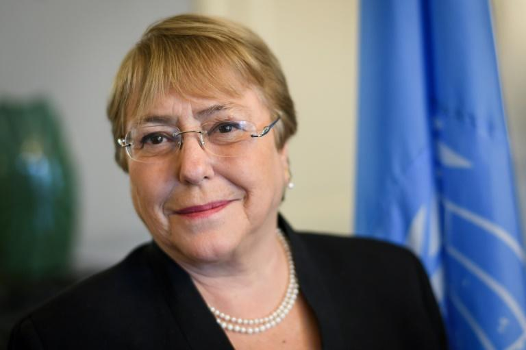 Former Chilean president Michelle Bachelet will open the UN Human Rights Council's September session