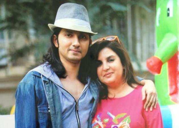 Farah Khan and Shirish Kunder