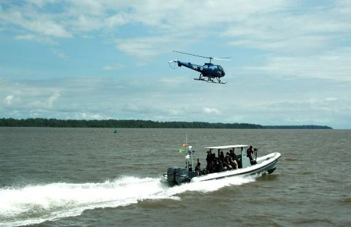 African states band together to defeat crime on high seas