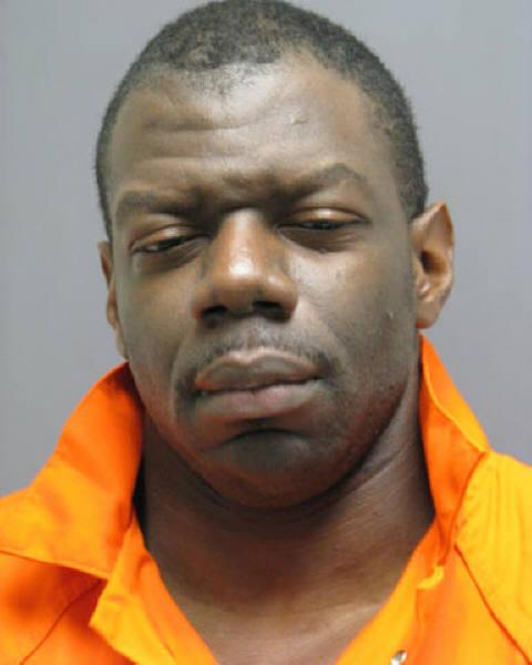 This February 2016 file photo provided by the Prince William County Police shows Ronald Hamilton. Lawyers for an Army Staff Sgt. Ronald Hamilton accused of fatally shooting a police officer working her first shift are fighting prosecutors' efforts to bring the sergeant's 11-year-old son in front of a grand jury, Thursday, May 5, 2016. (Prince William County Police via AP)
