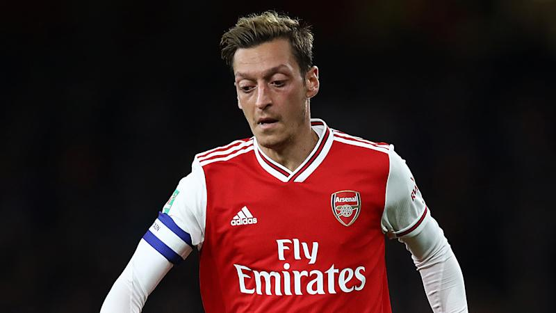 Ozil 'disappointed' with Arsenal's reaction to criticism over alleged Uighur Muslim persecution in China