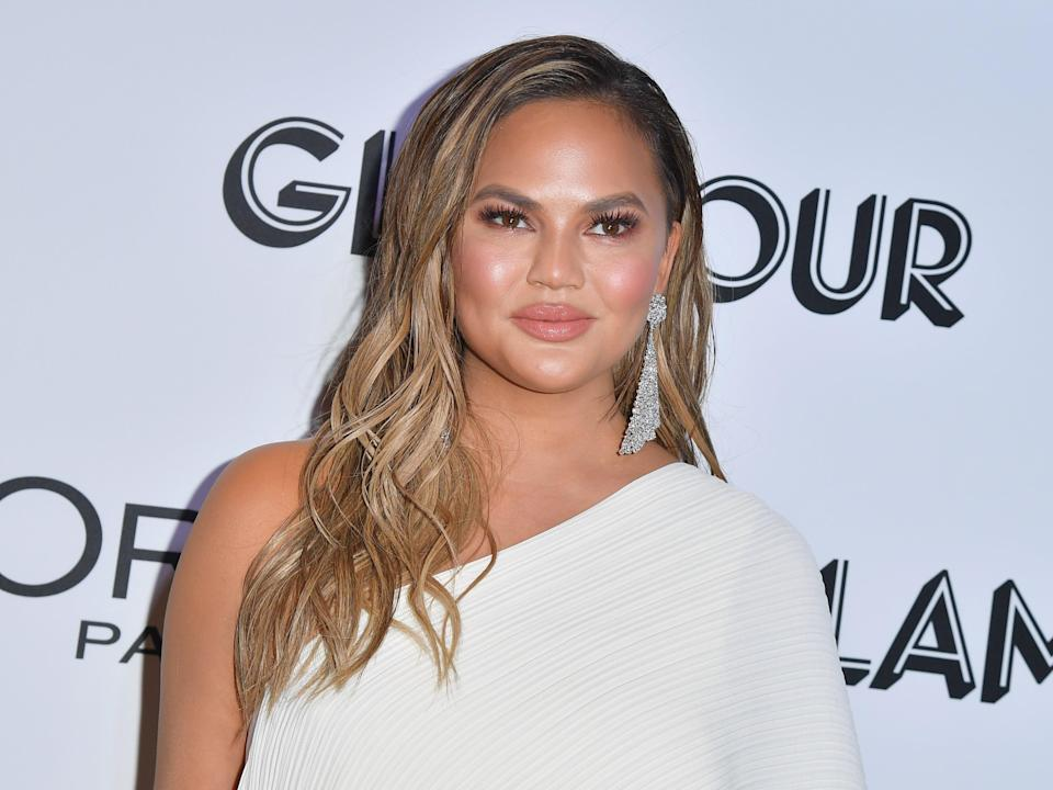 Chrissy Teigen says she may be cancelled 'forever' (AFP via Getty Images)