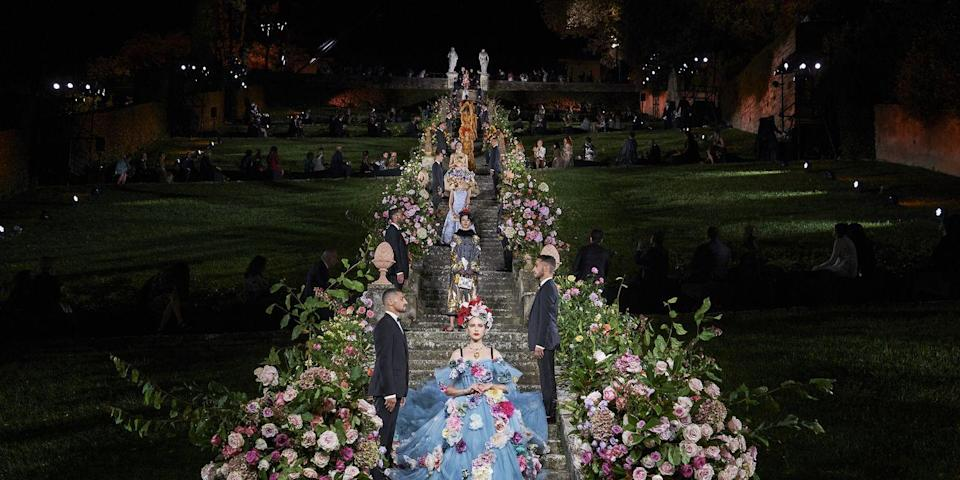 Photo credit: Stefano Masse Dolce&Gabbana Pitti Immagine