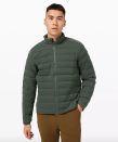 """<p><strong>Lululemon</strong></p><p>lululemon.com</p><p><a href=""""https://go.redirectingat.com?id=74968X1596630&url=https%3A%2F%2Fshop.lululemon.com%2Fp%2Fmens-jackets-and-outerwear%2FNavigation-Stretch-Down-Jacket-MD%2F_%2Fprod10310017&sref=https%3A%2F%2Fwww.esquire.com%2Fstyle%2Fmens-fashion%2Fg36003946%2Flululemon-sale-men-april-2021%2F"""" rel=""""nofollow noopener"""" target=""""_blank"""" data-ylk=""""slk:Shop Now"""" class=""""link rapid-noclick-resp"""">Shop Now</a></p><p><strong>$248.00 $119.00 (52%off)</strong></p><p>If spring has yet to show up in force in your neck of the woods, you might be needing this.<br></p>"""