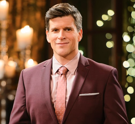 Osher will host the show, but says he doesn't know who will be under the titular mask. Photo: Network Ten