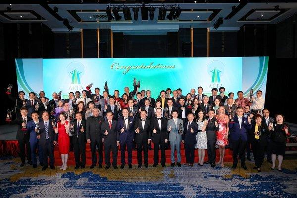 64 CSR Programs and Leaders Conferred the Asia Responsible Enterprise Awards 2019, held on May 24, 2019, at New Taipei City, Taiwan.