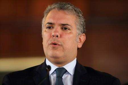 Colombia's Duque says working to stop slayings of community leaders