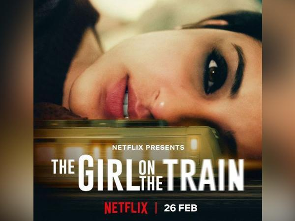 Poster of 'The Girl On The Train' (Image Source: Instagram)