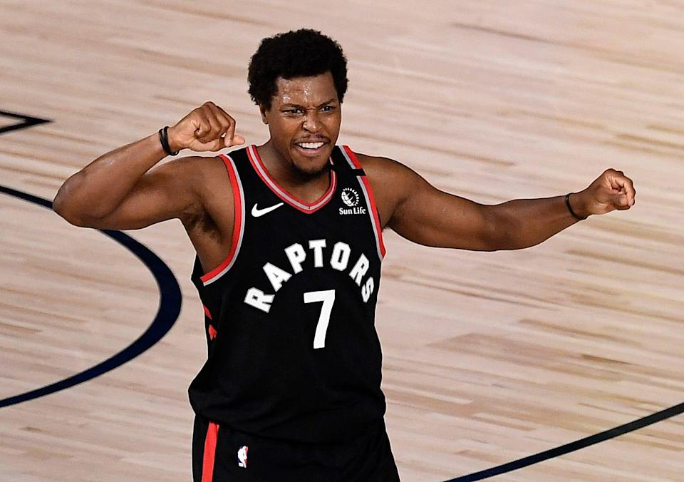Kyle Lowry is leaving the Raptors to join the Miami Heat on a three-year deal.