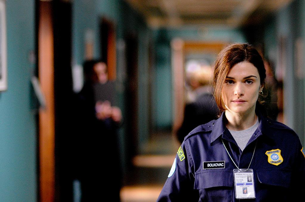 "<a href=""http://movies.yahoo.com/movie/contributor/1800019614"">Rachel Weisz</a> in Samuel Goldwyn Films' <a href=""http://movies.yahoo.com/movie/1810128618/info"">The Whistleblower</a> - 2011"