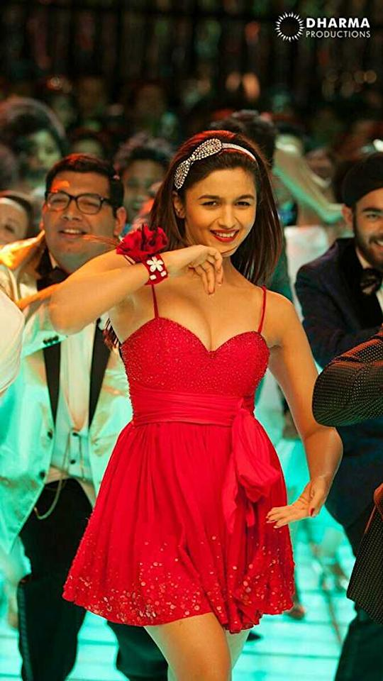 "<p>She went through rigorous diet and workouts to look her part as a cute stylish teenager for the movie. Bollywood trade analyst and critic, Taran Adarsh, wrote of her performance, ""Alia's role is reminiscent of Kareena Kapoor in Kabhi Khushi Kabhie Gham. Stylish, classy, born with a silver spoon, she's someone who loves to flaunt not just her clothes and bags, but also her riches. Extremely photogenic, Alia makes a super-confident debut."" </p>"