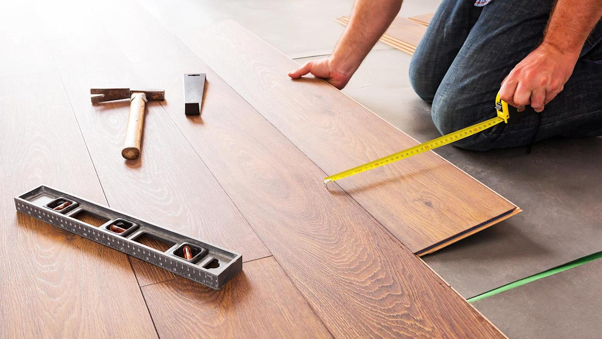 Save on Floor Remodels