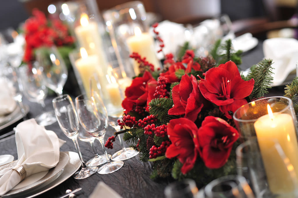 "<p>Give yourself one less thing to do on Christmas day by laying the table in advance, suggests Danielle Lawson, author of the blog <a rel=""nofollow"" href=""http://livein10countries.com/"">Live in 10 Countries</a>. [Photo: Flickr/InterContinental Hong Kong] </p>"