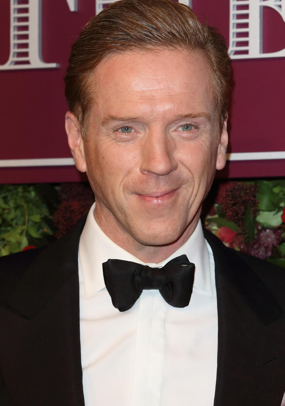 Prince Harry said he wanted Damian Lewis to play him. (SOPA Images)