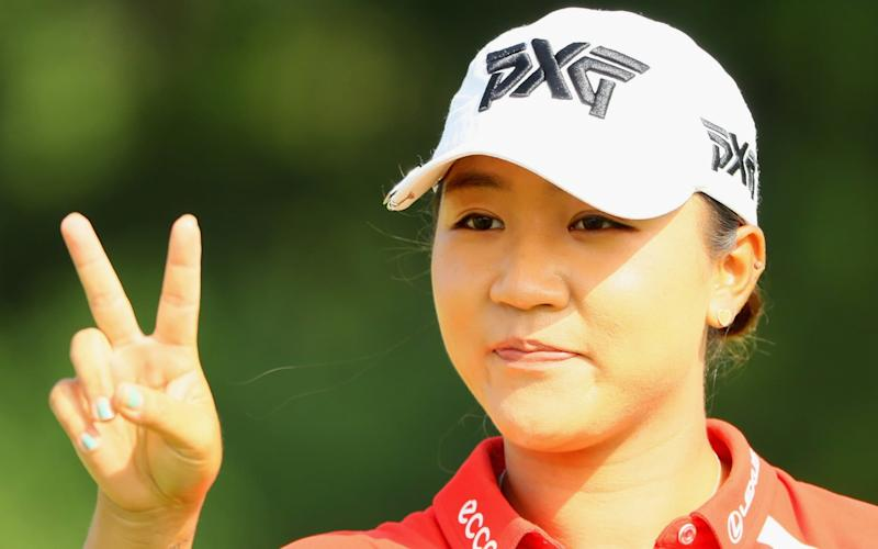 Lydia Ko is No.1 in the women's world ranking - Getty Images AsiaPac