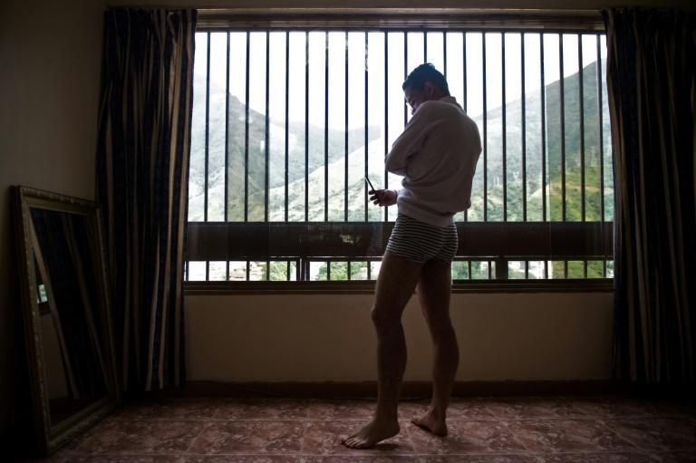 Brandon Mena's OnlyFans account has yet to take off and he's considering leaving crisis-wracked Venezuela