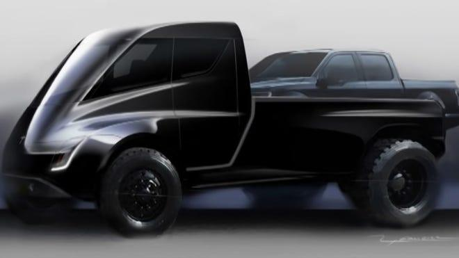 Tesla will unveil its pickup truck on November 21 in Los Angeles.