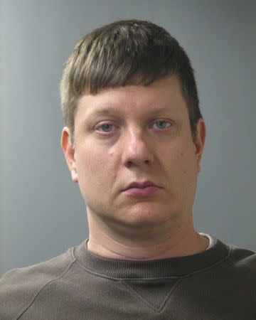 Chicago police officer Jason Van Dyke is seen in an undated picture released by the Cook County State's Attorney's Office in Chicago, Illinois