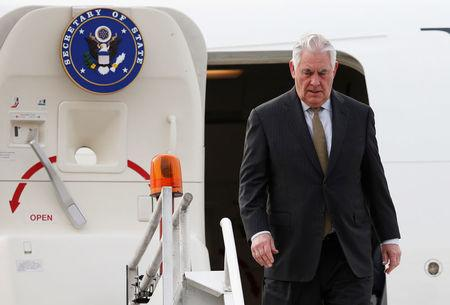 Latin America should not rely on China: Tillerson