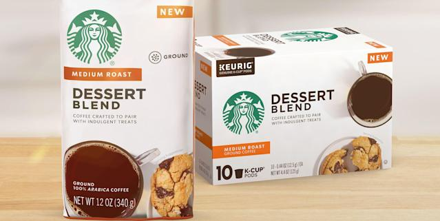 Starbucks Had Chefs Create 3 New At-Home Coffee Blends To