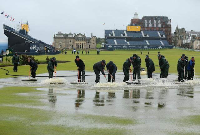 The Climate Coalition issues a report citing golf as one of several sports in the U.K. that could experience significant future problems due to climate change