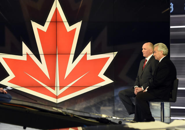 The governing body of Hockey Canada is the latest to act on the COVID-19 situation. (Getty)