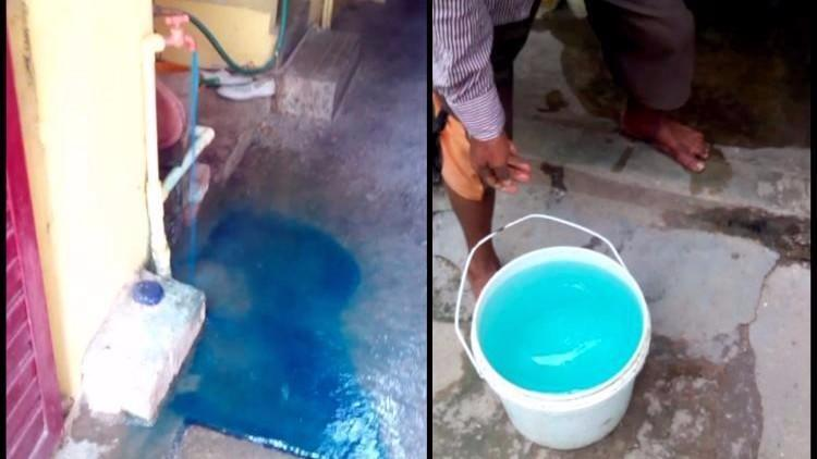 1 Year After Official Complaints, Water in Bengaluru Still Blue