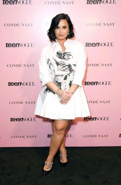 PHOTO: Demi Lovato attends the Teen Vogue Summit 2019, Nov. 2, 2019, in Los Angeles. (Rachel Murray/Getty Images for Teen Vogue)