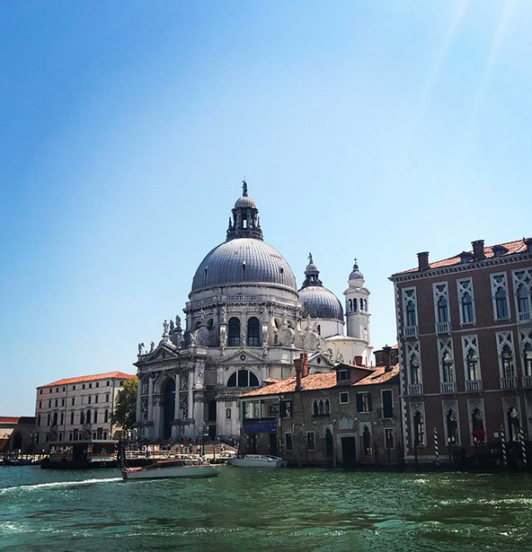 "<p>It wasn't all operas and date nights for Chrissy and John. The family took in the beautiful scenery that Venice had to offer as well. (Photo: <a href=""https://www.instagram.com/p/BXa06VKgaHg/?hl=en&taken-by=johnlegend"" rel=""nofollow noopener"" target=""_blank"" data-ylk=""slk:John Legend via Instagram"" class=""link rapid-noclick-resp"">John Legend via Instagram</a>) </p>"