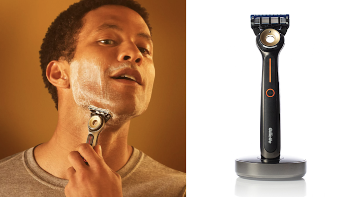 Best gifts for dads: Gillette Heated Razor