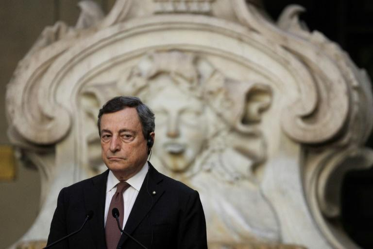 Prime Minister Mario Draghi said Libya offered Italy vast commercial possibilities